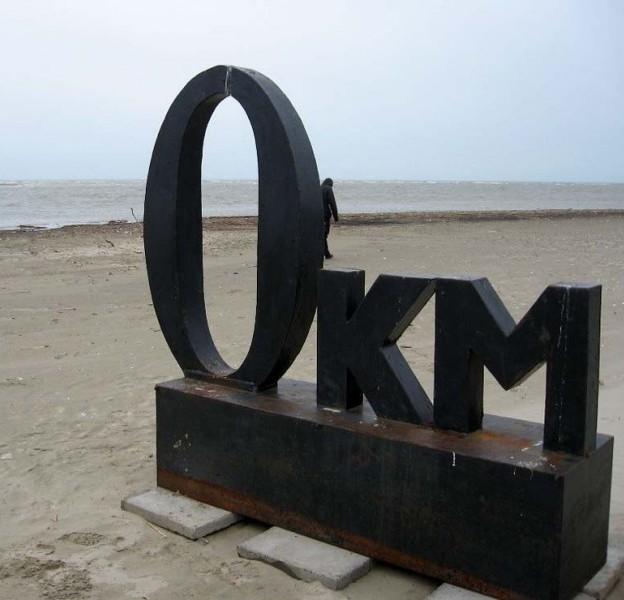 vilkovo_nulevoi_km1 В Вилково туристический бизнес в упадке из-за плохих дорог (фото, видео)